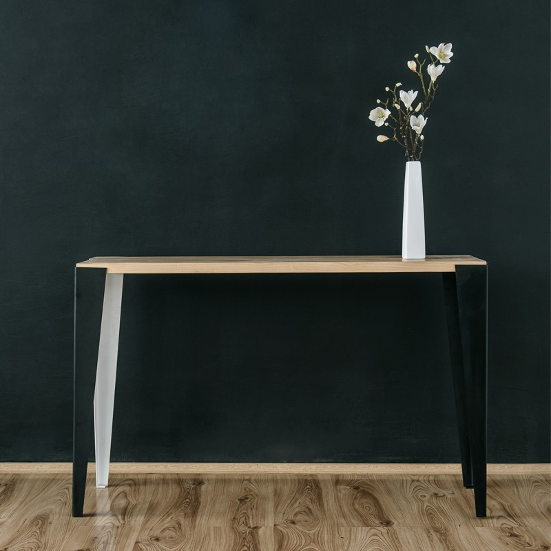 PICTO Konsolentisch Sideboard Holz Metall